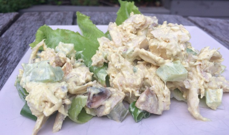 Nanas Chicken Salad